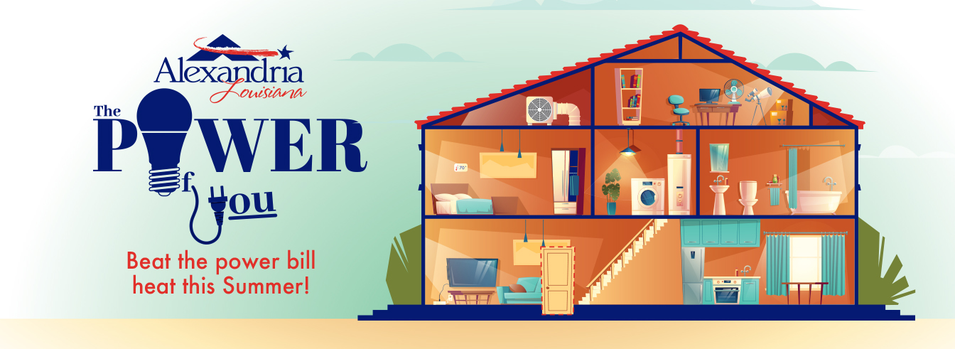 The Power of You: Summer Energy Saving Tips