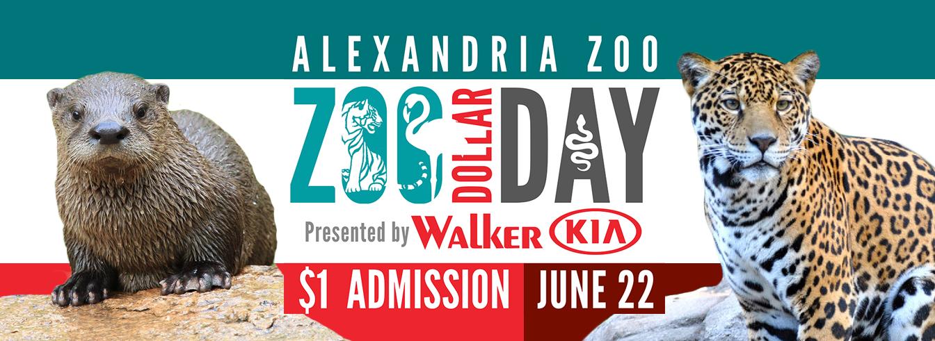 Zoo Dollar Day