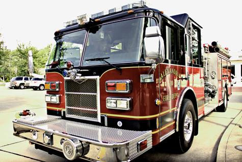 Fire Department | City of Alexandria, LA