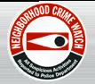 Crime Watch Color