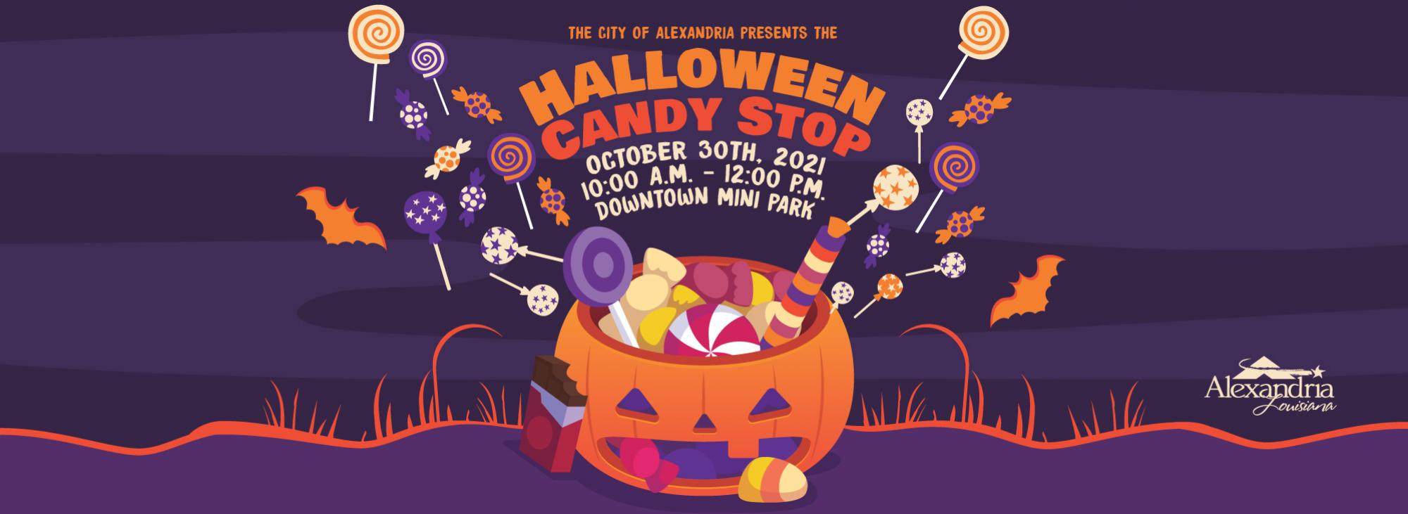 Halloween Candy Stop