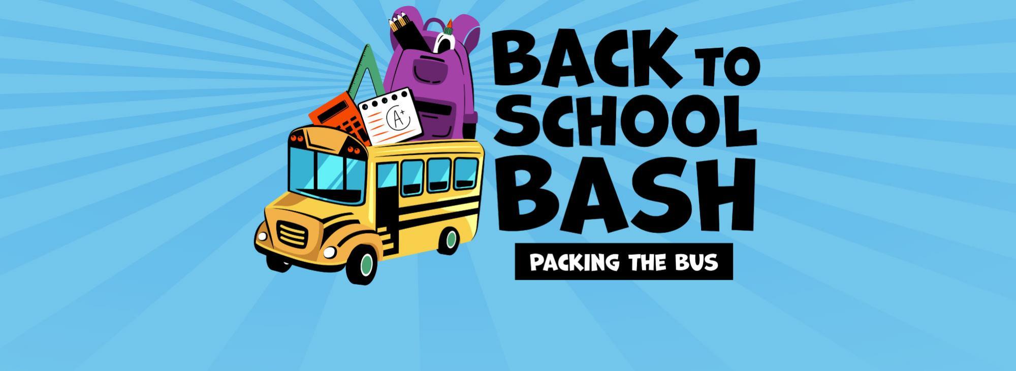 Back to School Bash - City of Alexandria, La