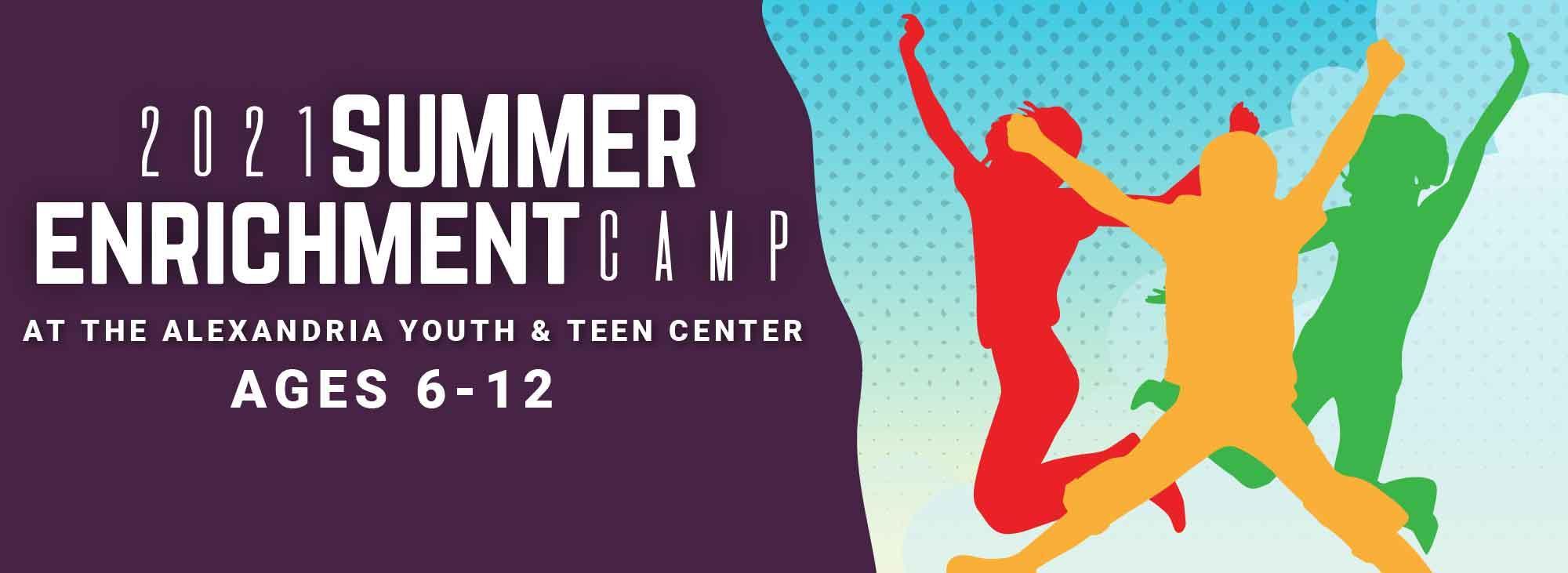 City of Alexandria - Summer Enrichment Camp - Louisiana