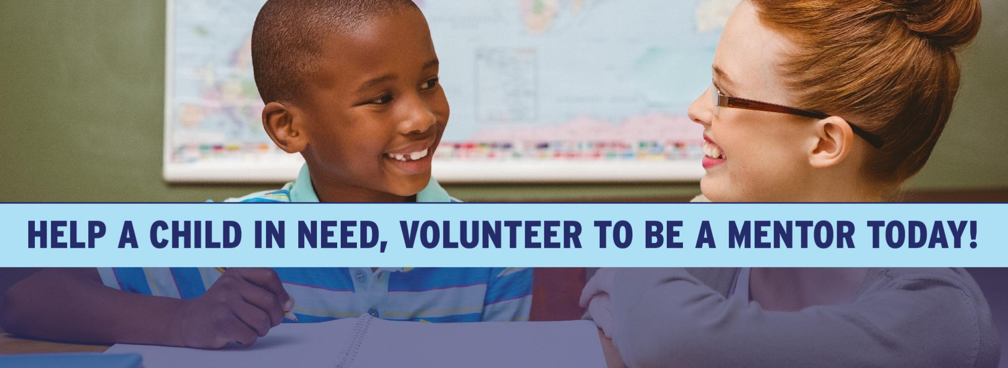 Alexandria, LA, Mentor Volunteers