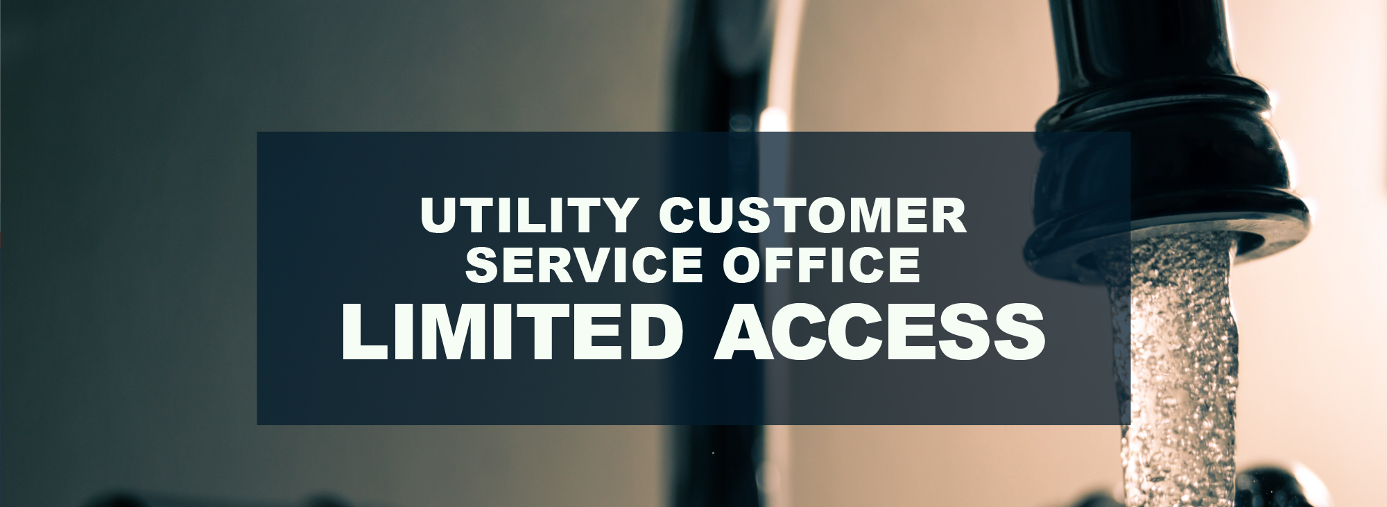 utility services at the city of alexandria, la