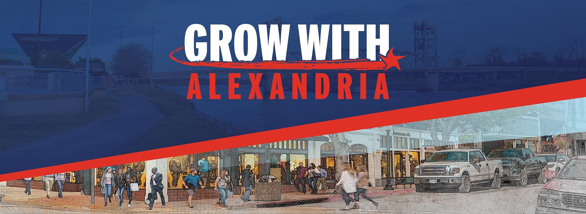 Grow with Alexandria City of Alexandria