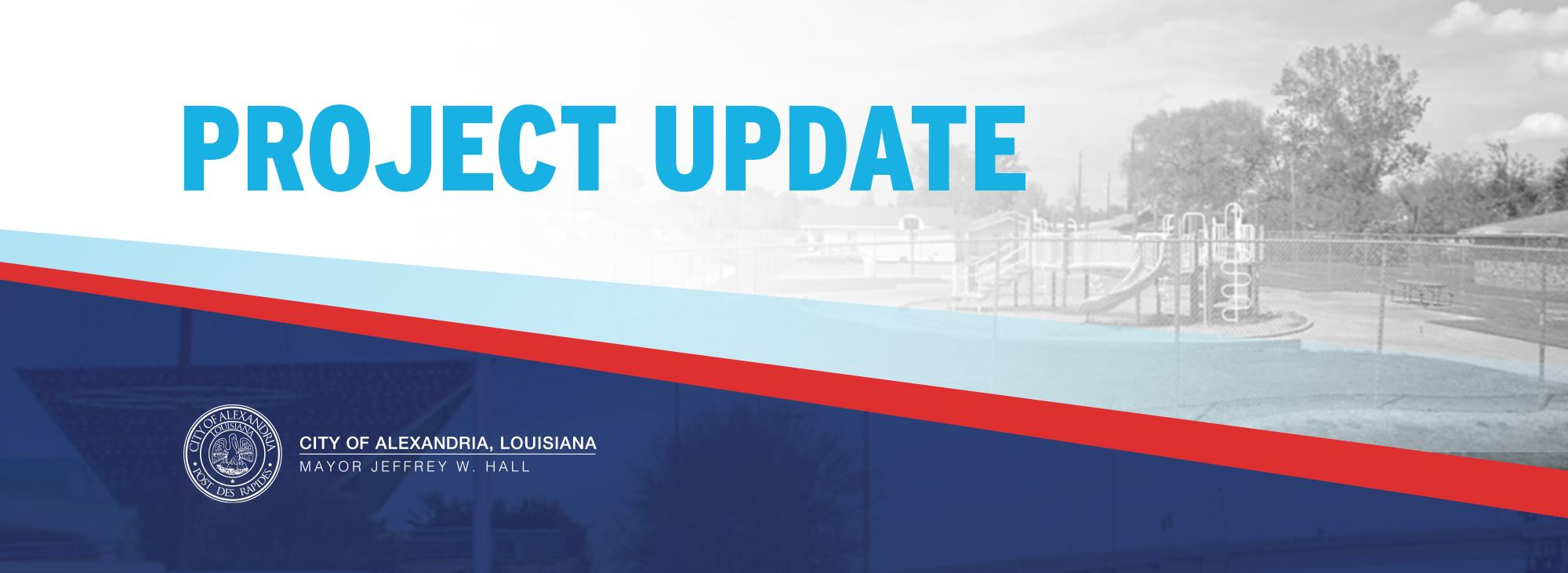 The City of Alexandria has provided a page for the public to be able to see what projects are under way and keep abreast of their progress throughout the process.