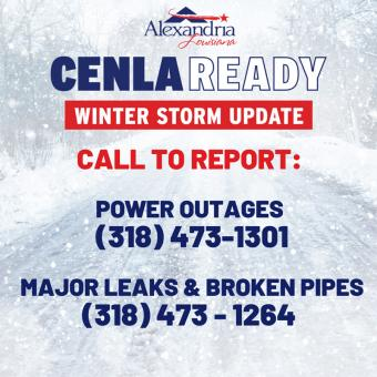 Power Outages - Major Leaks