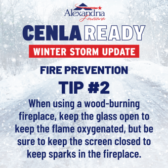 Fire Prevention Tip 2