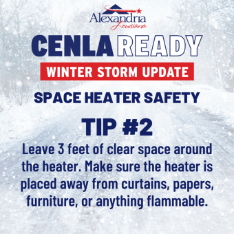 Space Heater Safety Tip 2