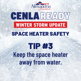 Space Heater Safety Tip 3