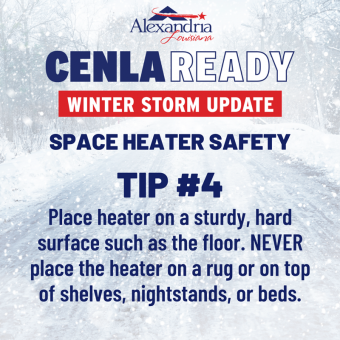 Space Heater Safety Tip 4