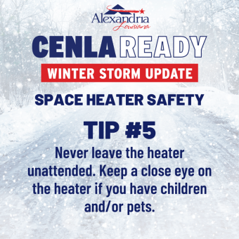 Space Heater Safety Tip 5