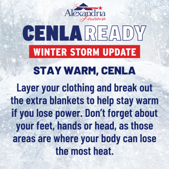 Stay Warm, Cenla